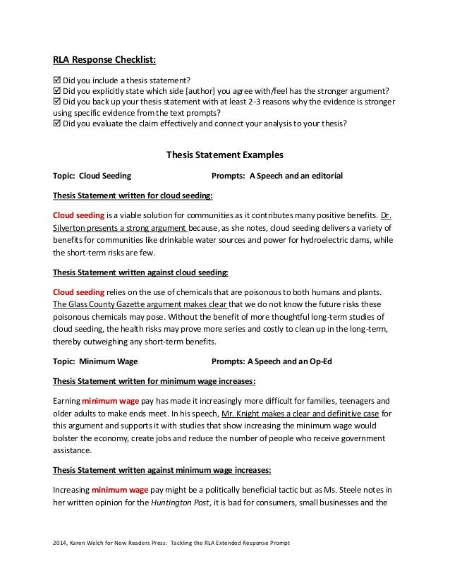 Pay To Do Government Thesis Statement one