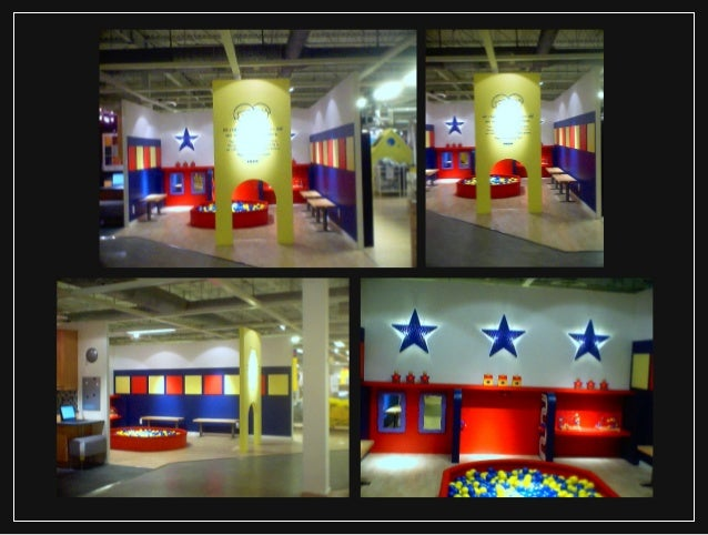 Play Area Showroom