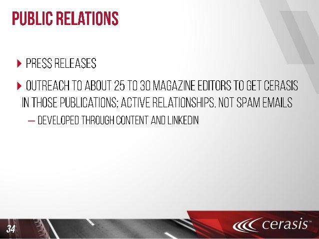 Cerasis Presentation_Draft_MarketingPublic