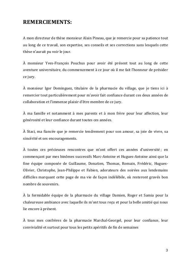 3   REMERCIEMENTS:      A  mon  directeur  de  thèse  monsieur  Alain  Pineau,  que  je  ...