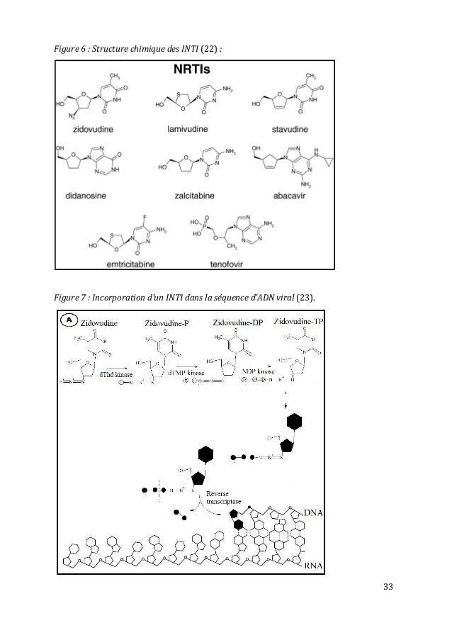 33   Figure  6  :  Structure  chimique  des  INTI  (22)  :         Figure  7  :  Inco...