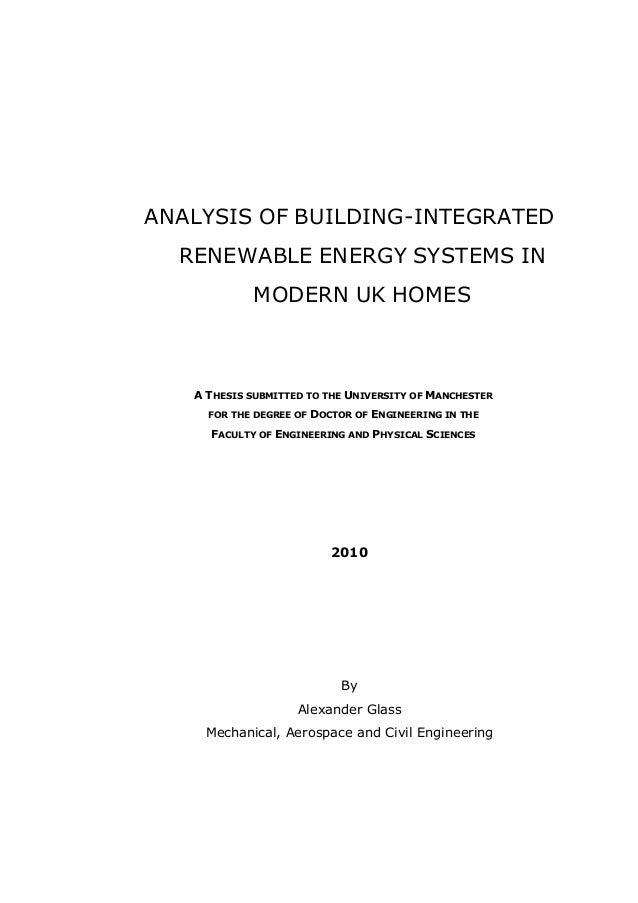 thesis uses biogas Opportunity to work on my thesis under her supervision i also thank niklas karlsson who helped me a lot during and after the experiment streets and this was the first instance in modern history where biogas was used (abbasi, 2010.