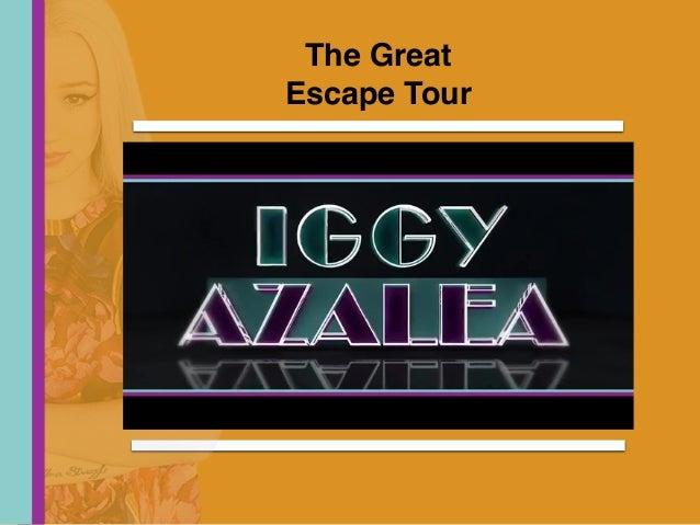 The Great Escape Tour