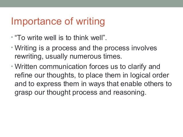 Explaining Essays