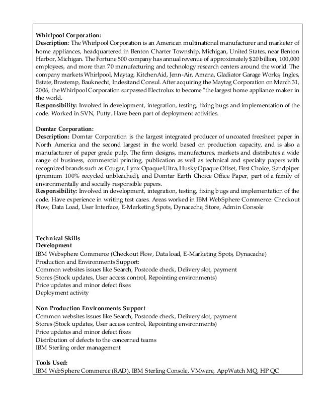 vasanth subramanian resume