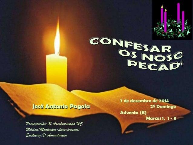 Red evangelizadora Buenas Noticias  Prepara o camiño do Señor. Pásalo  Prepara o camiño do Señor. Pásalo  7 de decembro de...
