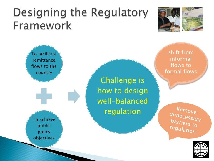 Key regulatory issues for money transfer to Africa