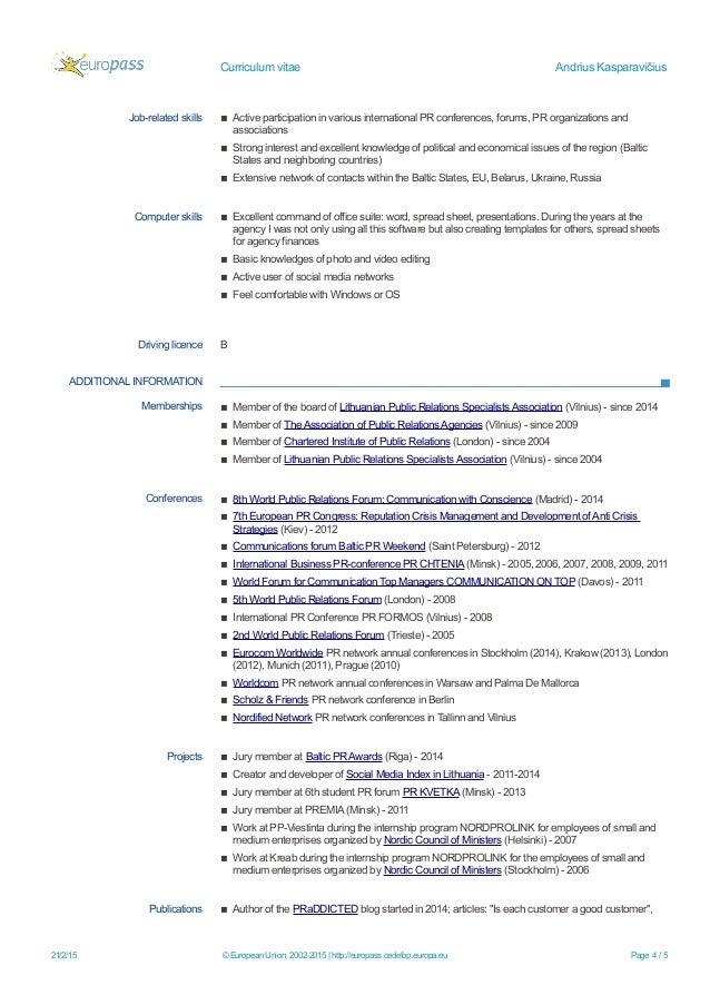 Ausgezeichnet Microsoft Office Lebenslauf Fähigkeiten Ideen ...