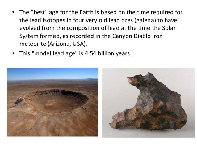 Changing Views of the History of the Earth
