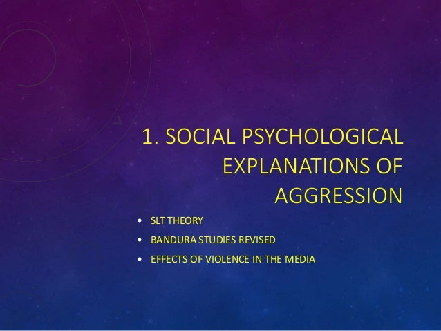 outline and evaluate explanations of institutional aggression Discuss research into institutional aggression (8 and 16 marks) lots of research into institutional aggression was conducted in prisons as it is a good opportunity sample of both aggressive.