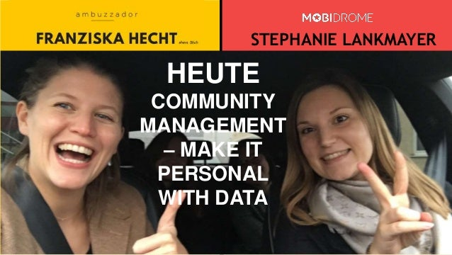 1 STEPHANIE LANKMAYER Digital Marketing, Werbung, PR, Produktmanagement, Projektmanagement, Media-Designer & Troubleshoote...