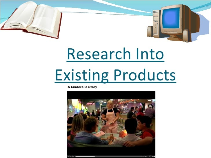 Research Into Existing Products