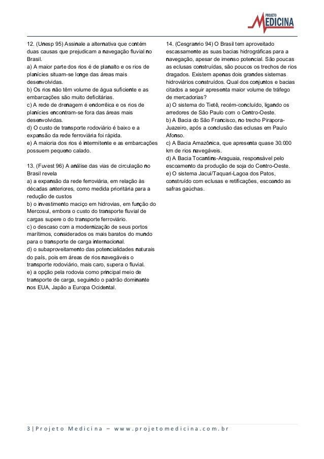 2º ano geografia brasil economica_transportes_comunicacoes_exercicios Slide 3