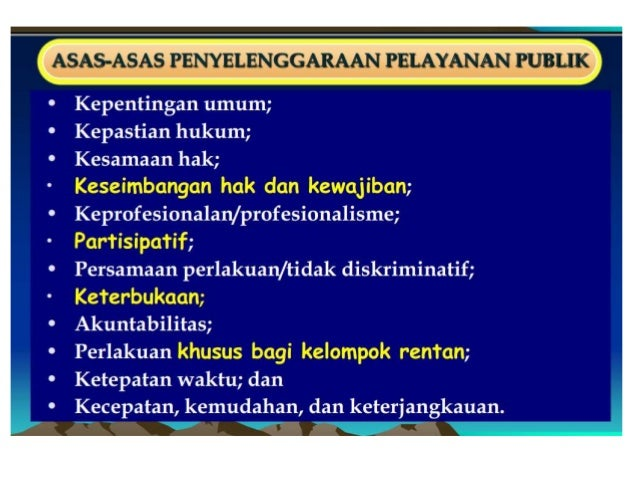 apbd dan pelayanan publik