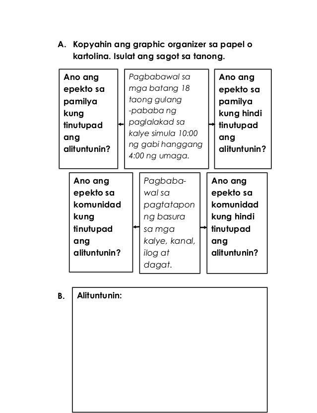 ano ang graphic organizer Ang mahalagang pagtataya ay malinaw na nakikita kung ano ang tinataya at sinusukat ang higit na dapat pahalagahan  graphic organizer-story map-story grammar 2.