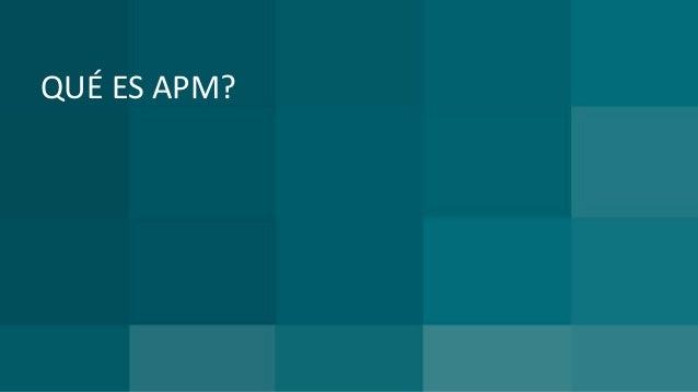 CA Application Performance Management - Julio 2015 Slide 3
