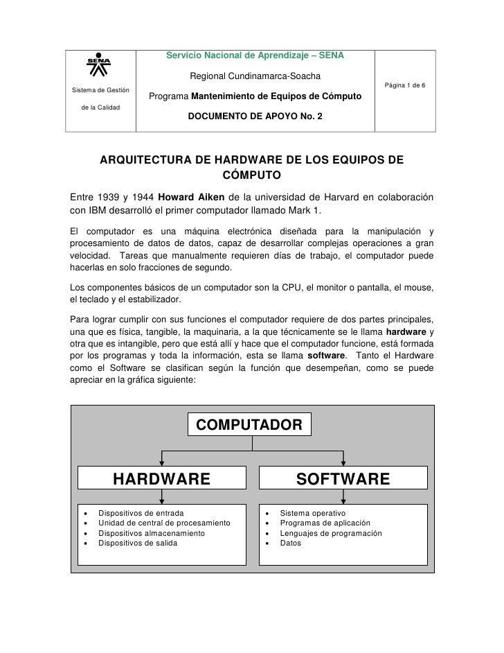 Servicio Nacional de Aprendizaje – SENA                               Regional Cundinamarca-Soacha                        ...