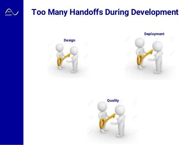 Quality Deployment Design Too Many Handoffs During Development