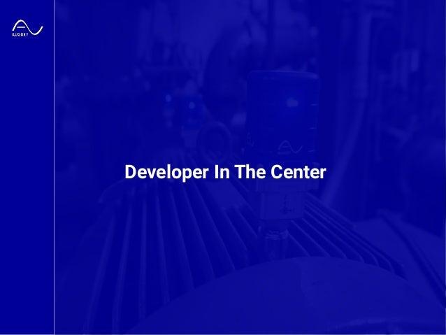 Augury Confidential Developer In The Center