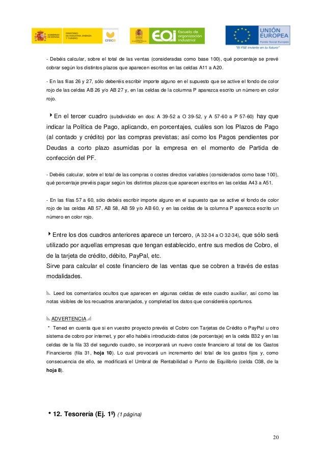 MANUAL-GUIA para elab PF EOI 13