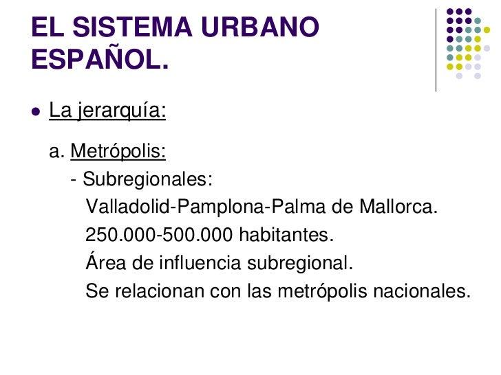 Geograf a humana el espacio urbano - Spa urbano valladolid ...