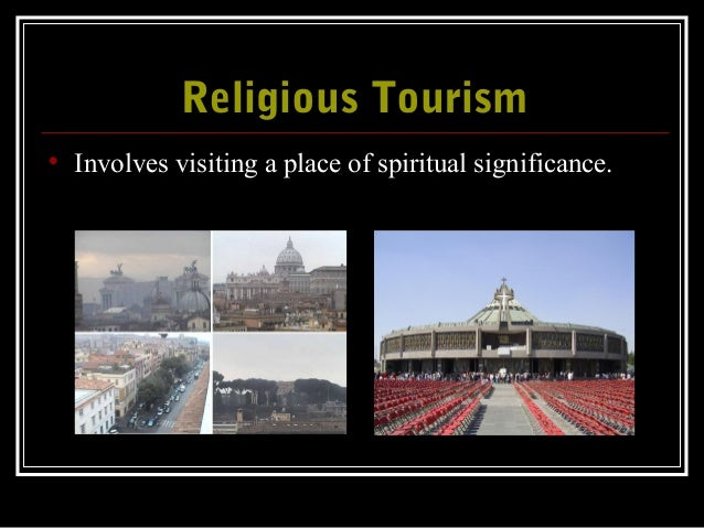 various forms of tourism
