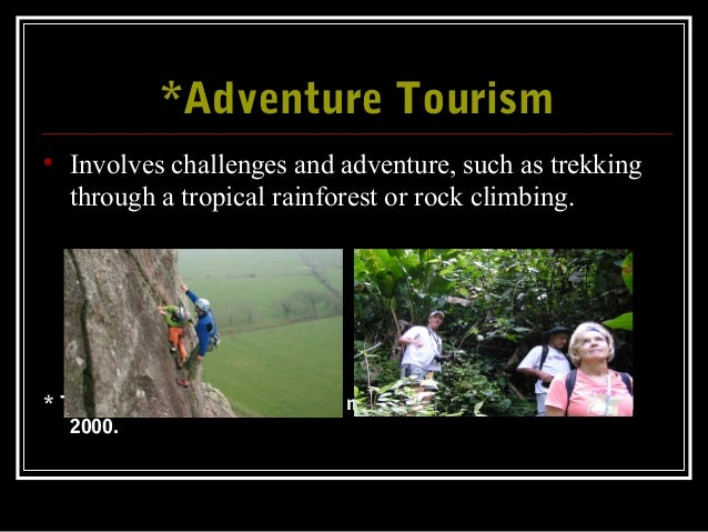 alternative tourism and ecotourism This article examines alternative tourism and especially the form dubbed ecotourism and assesses its prospects for sustainable development in kenya it also considers community participation in ecotourism, the kenya government policy on ecotourism, and the initiatives to yield sustainable .