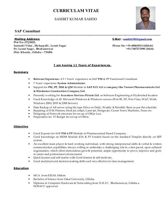 Sap Pp Resumes Ukrandiffusion