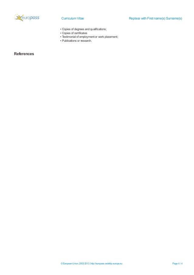 cv europass edited robson 2017