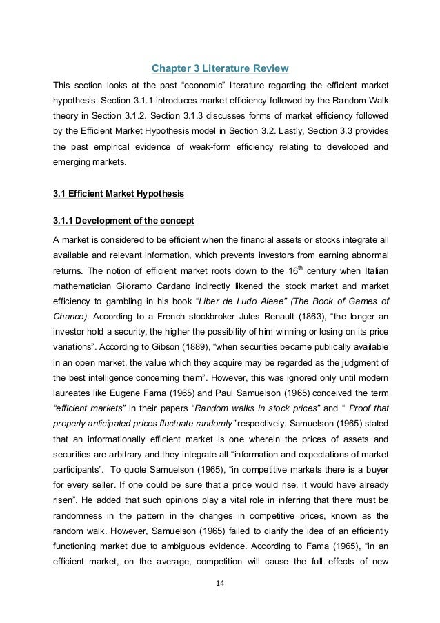 weak form efficient market hypothesis for emerging markets His conclusion about weak-form efficiency of ise contradicts the results of alparslan's (1989) study suggesting that ise is weak-form efficient kawakatsu and morey (1999) tested the random-walk hypothesis for 31 emerging stock markets including turkey with monthly data in us dollars from 1987 to 1997.