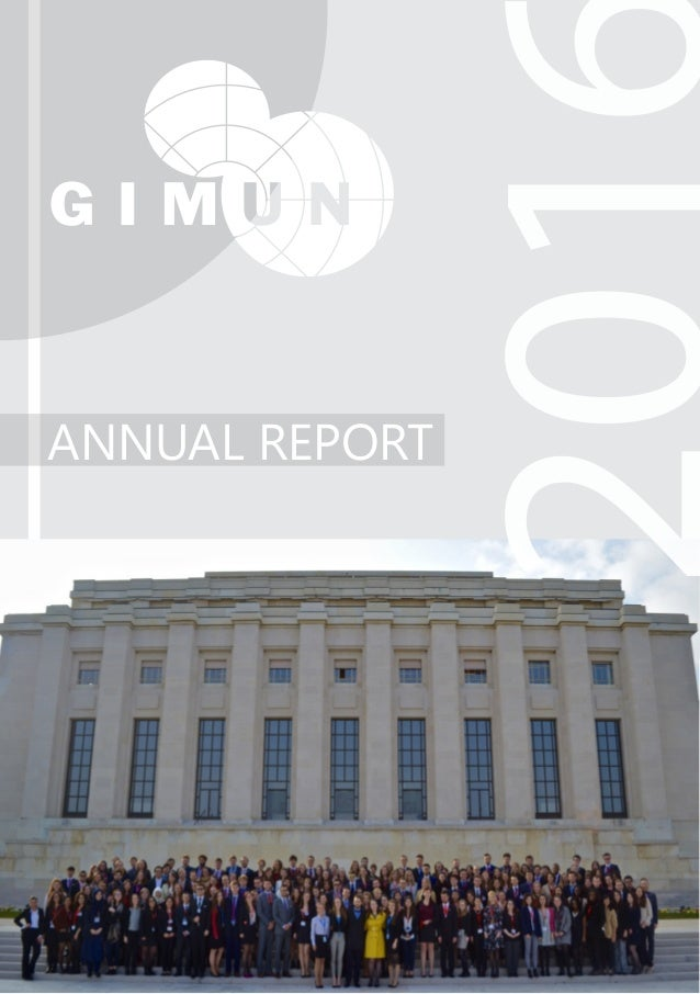 the... ANNUAL REPORT