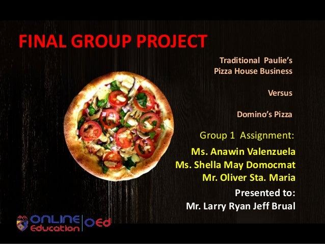 Slide No. 2 MBA104-Financial Management Anawin Valenzuela * Shella May Domocmat * Oliver Sta. Maria FINAL GROUP PROJECT Tr...