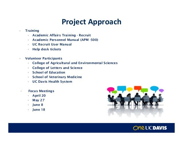 letter and science uc davis academic recruitment best practices project report 13159