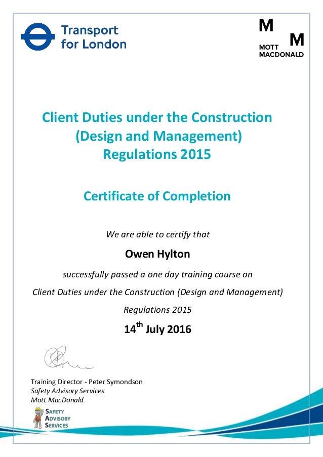 Owen Hyltoncdm Client Certificate