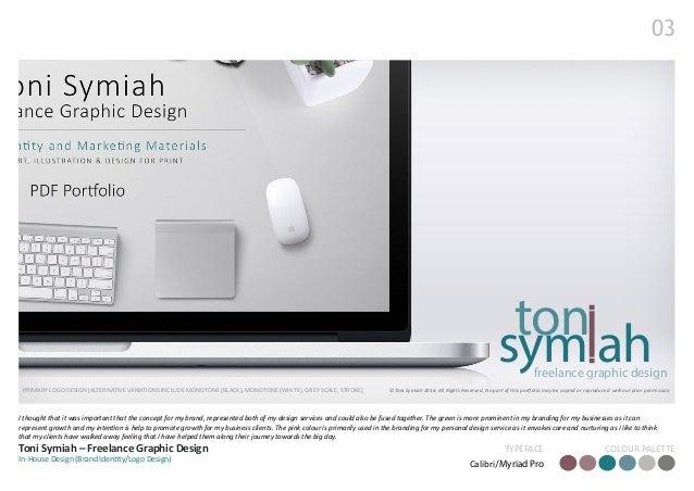 Design Pdf Portfolio