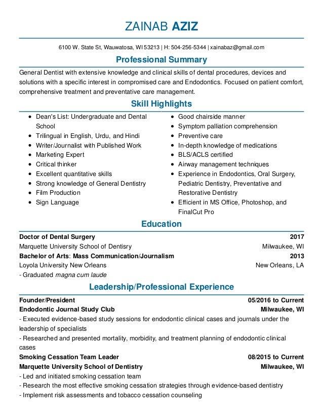 zainab aziz final resume
