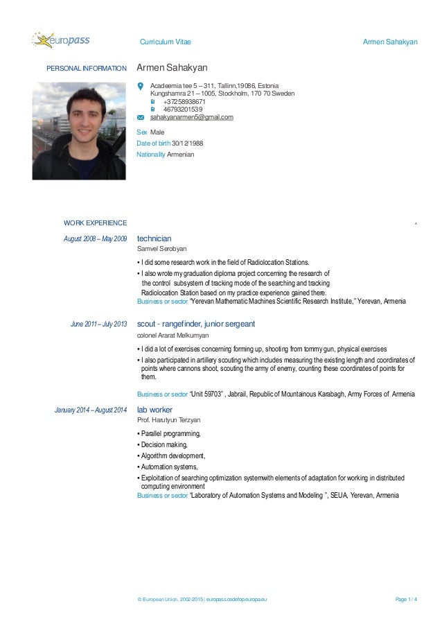 Format Cv European Union - Europ Curriculum Vitae Writing ... on resume template, academic transcript template, employment template, projects template, recruitment template, events template, about me template, cv template, statement template, cover letter template, teacher curriculum template, staff template, letters of recommendation template, services template, blog template, vetting template, letter of intent template, books template, business template, testimonials template,