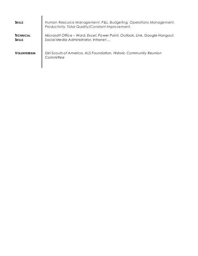 r jackson loan processor resume