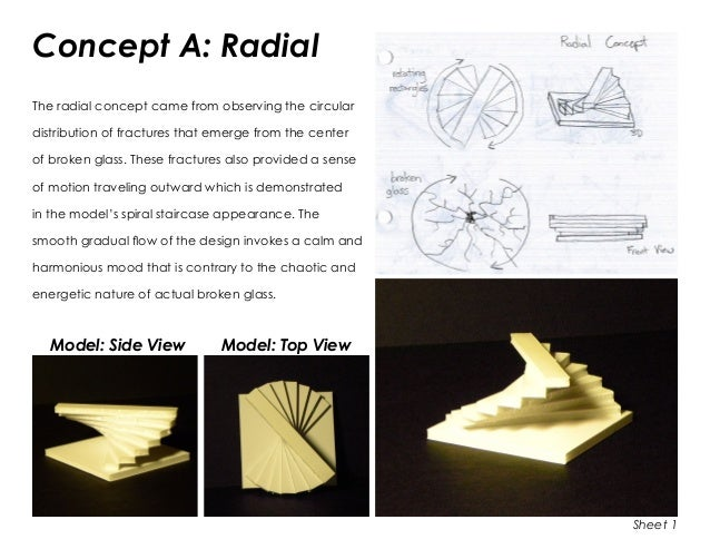 Project booklet1 for Movement architecture concept