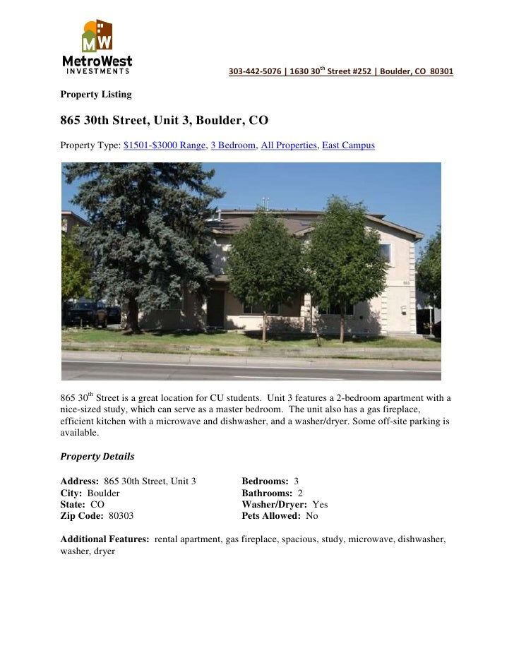 Marvelous 2 Bedroom Apartment Apartments Near Cu 865 30Th St Boulder Home Interior And Landscaping Ferensignezvosmurscom