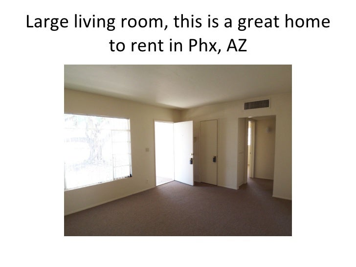 2 Bedroom Home For Rent In Phoenix Hubbell