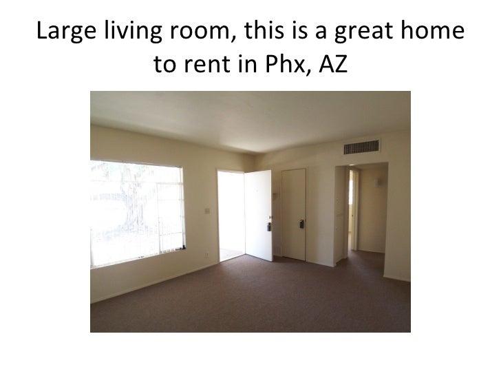 2 Bedroom Home For Rent In Phoenix, Az; 2.