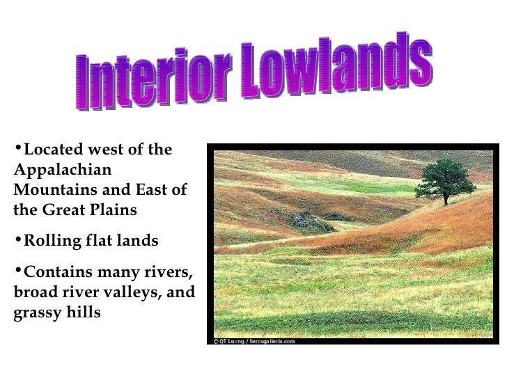 Amazing Interior Lowlands ...