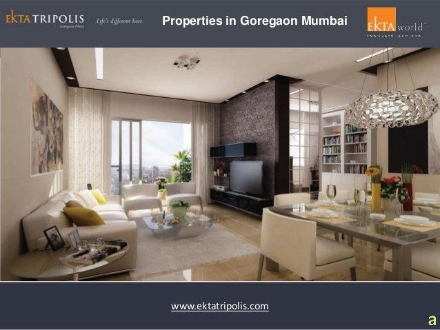... Properties In Goregaon Mumbai ...