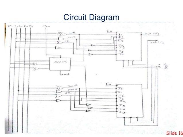 circuit diagram slide 16