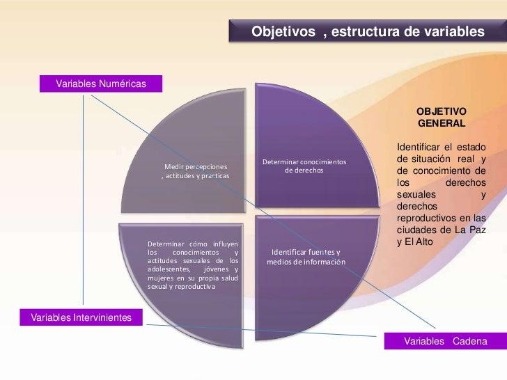 Resultados de la Línea de derechos sexuales y reproductivos en La Paz Slide 2