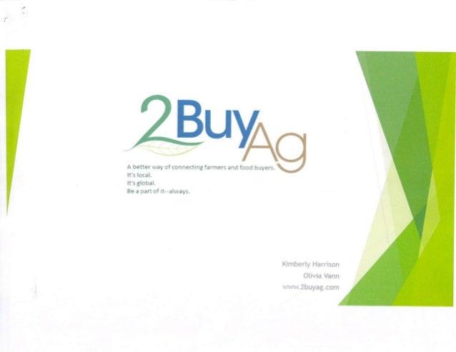 2BuyAg presentation