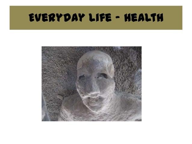 Everyday Life - Health