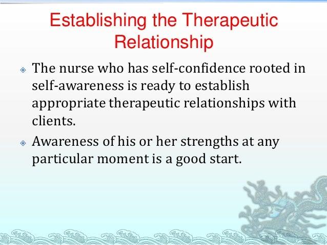 The Therapeutic Nurse-Client Relationship Custom Essay