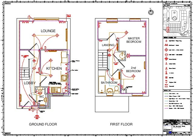 Superior House Wiring Diagram. LOUNGE LOBBY WC KITCHEN 55 54 53 52 51 50 49 48  Elmwood Road Elmwood Road